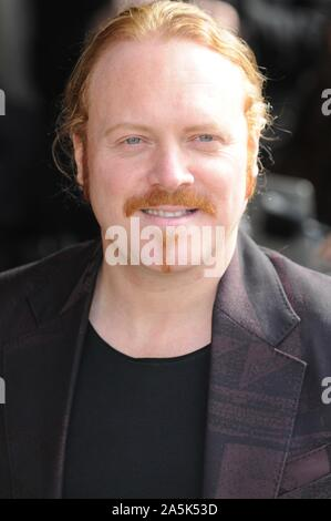 Leigh Francis. TRIC Awards, Grosvenor House Hotel, London. UK - Stock Photo