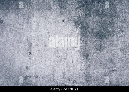 Gray concrete wall. Abstract grunge monochrome background. Vintage paper texture. Natural stonewall surface. Retro style. - Stock Photo