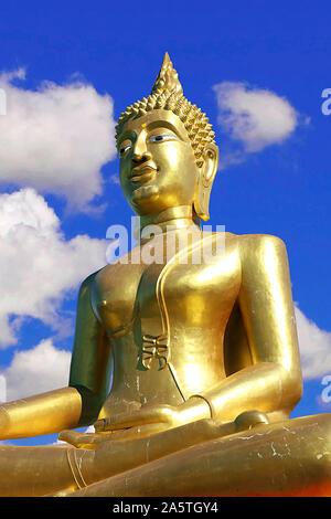 Big Buddha in Pattaya, Chon Buri, Thailand