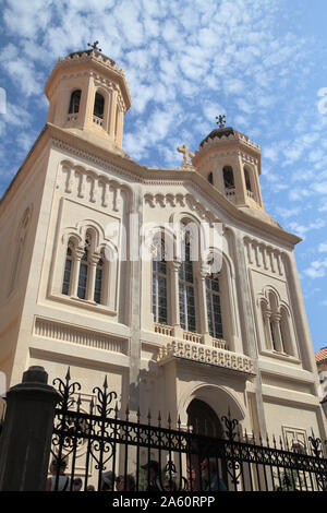 Croatia, Dubrovnik, old town, Serbian Orthodox Church, - Stock Photo