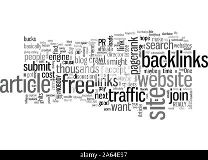 How to explode traffic to your website for free - Stock Photo