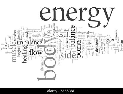 Energy Balance in the Body is a Key to Better Health - Stock Photo