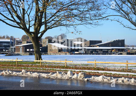 Viking Ship Museum, Roskilde - Stock Photo