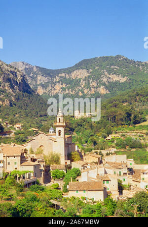 Valldemosa. Mallorca island, Balearic Islands, Spain. - Stock Photo
