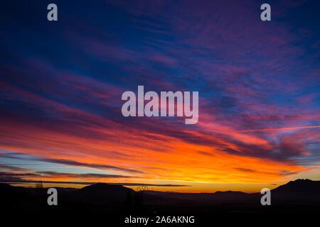 Daybreak. - Stock Photo