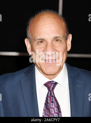 HOLLYWOOD, CA - OCTOBER 24: Paul Ben-Victor attends the premiere of Netflix's 'The Irishman' at TCL Chinese Theatre on October 24, 2019 in Hollywood, California. - Stock Photo