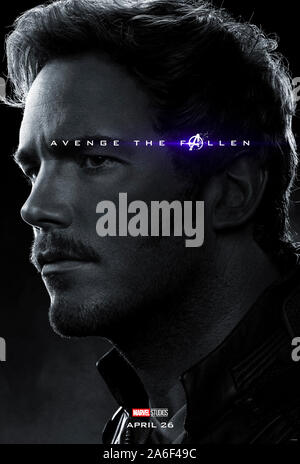 Chris Pratt In Avengers Endgame 2019 Credit Marvel Studios Album Stock Photo Alamy