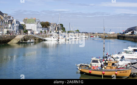 Le Croisic, Brittany, France - Stock Photo