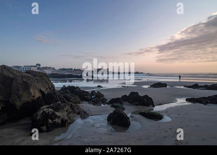 Matosinhos beach - Stock Photo