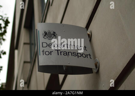 Department for Transport - Stock Photo