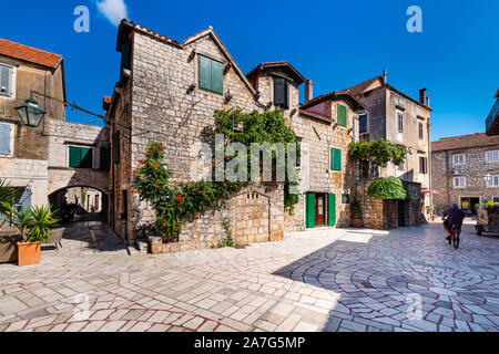 Stari grad, Croatia - Stock Photo