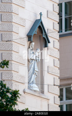 Private elementary school Notre Dame de Sion, District 7, Vienna, Austria