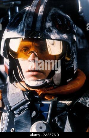 MARK HAMILL, STAR WARS: EPISODE V - THE EMPIRE STRIKES BACK, 1980 - Stock Photo
