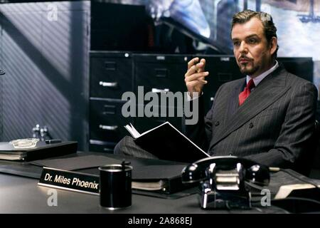 DANNY HUSTON, THE NUMBER 23, 2007 - Stock Photo