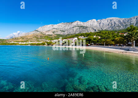 Tučepi, Croatia - Stock Photo