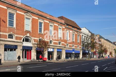 Seven Sisters Road, Finsbury Park, London, England, UK - Stock Photo