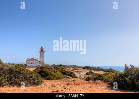 Alfanzina, Carvoeiro, Algarve, Portugal, Europe - Stock Photo