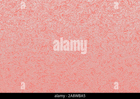 Abstract texture. Coral swirls background. Pattern for decor, fashion design. - Stock Photo