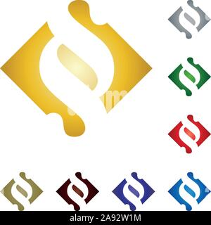 Paragraph mark, law, icon, lawyer, logo - Stock Photo