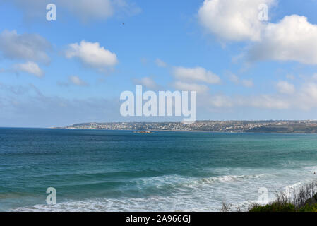Mossel Bay is one of the major cities on the Garden Route, Western Cape, South Africa