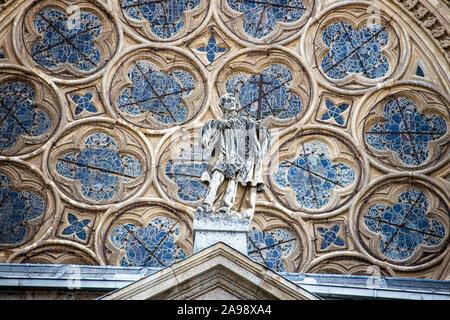 Catedral Primada, Toledo, Spain - Stock Photo
