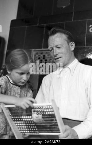 The founder of the rural school Tiefensee Adolf Reichwein, Germany 1930s. - Stock Photo