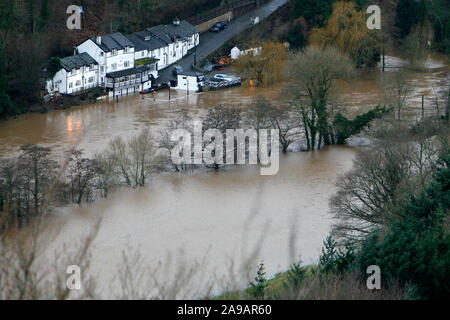 Flooding across Gloucestershire - Undated archive images  Picture by Antony Thompson - Thousand Word Media, NO SALES, NO SYNDICATION. Contact for more - Stock Photo
