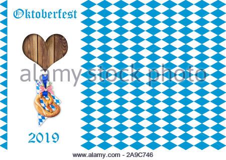 German October Beer Festival 2019 - Stock Photo