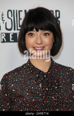 Saban Films 'Jay and Silent Bob Reboot' Los Angeles Screening at the TCL Chinese Theatre in Hollywood, California on October 14, 2019 Featuring: Kate Micucci Where: Los Angeles, California, United States When: 14 Oct 2019 Credit: Sheri Determan/WENN.com - Stock Photo