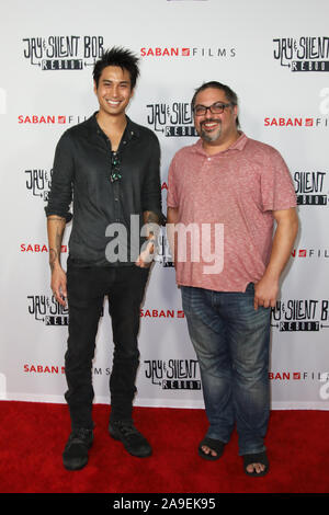 Saban Films 'Jay and Silent Bob Reboot' Los Angeles Screening at the TCL Chinese Theatre in Hollywood, California on October 14, 2019 Featuring: Guests Where: Los Angeles, California, United States When: 14 Oct 2019 Credit: Sheri Determan/WENN.com - Stock Photo