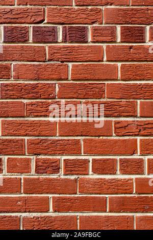 Brick abstract background masonry home house wall - Stock Photo
