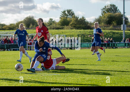 Soccer - FA Women's Super League - Chelsea Ladies v ...