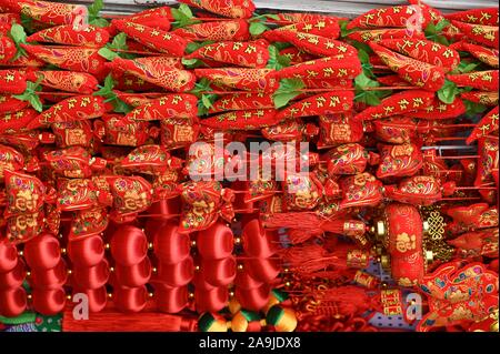 lucky symbols for Chinese New Year