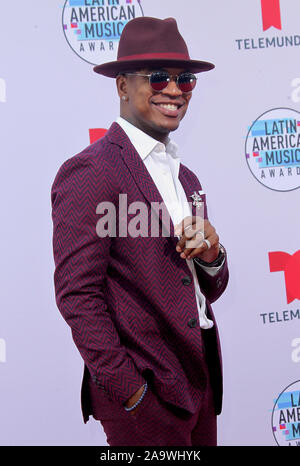 Latin American Music Awards 2019 held at the Dolby Theatre in Hollywood, California. Featuring: Ne-Yo Where: Los Angeles, California, United States When: 17 Oct 2019 Credit: Adriana M. Barraza/WENN.com - Stock Photo