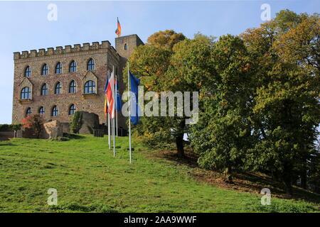 Hambach Castle / Hambacher Schloss - Stock Photo