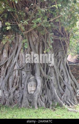 Wat Mahathat Bangkok - Stock Photo