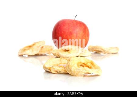 Apfelringe - Stock Photo