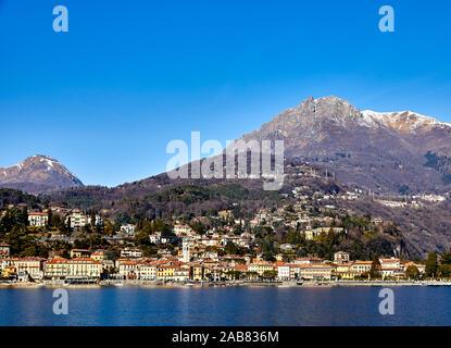 Menaggio on the western shore of Lake Como, Lombardy, Italian Lakes, Italy, Europe