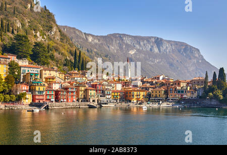 Town of Varenna on Lake Como, Lombardy, Italian Lakes, Italy, Europe