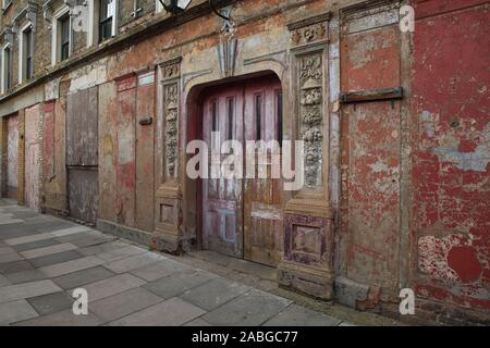 Wilton's Music Hall, Graces Alley (off Ensign Street), London, E1 8JB, U.K.  Wilton's Music Hall is a Grade II listed building in Shadwell, built as a - Stock Photo