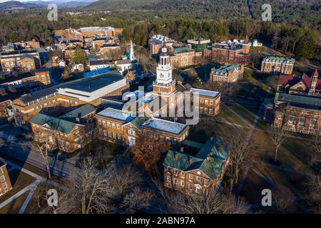 Baker-Berry Library, Dartmouth College, Hanover, NH - Stock Photo