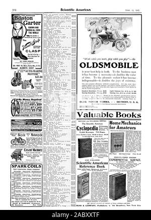 OLDSMOBILE OLDS MOTOR WORKS - DETROIT U. S. A. Valuable Books Rated at 1 h. p. Has shown nearly 2 h. p. No valves gears springs or came. Jump spark. Reversible. Speed control. Only three moving parts. No Money Required TEN DATA FREE TRIAL ADO Seeend-Ilerrtd Wheels GREAT FACTORY' CLEARING SALE. COMPLETE& ALL BOATS FITTED WITCI WATER TIGHT COMPARTMENTS cgot evOs Convert taching the Mesco 1 h.p. Motor Outfit whic in Crescent Machinery Band Saws Jointers Saw Tables Band Saw Blades Their Construction Simply Explained Scientific American Supplement Scientific A merican Su pplement engine ignition - Stock Photo