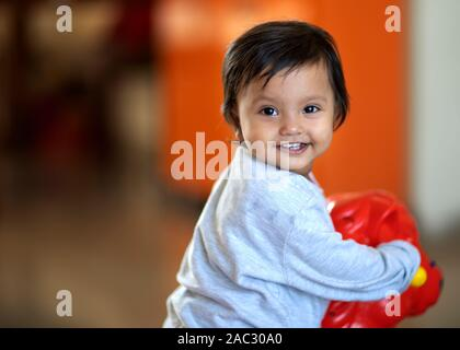 Babygirl Indian - Stock Photo