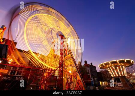 Vintage Fair, Stockton on Tees - Stock Photo