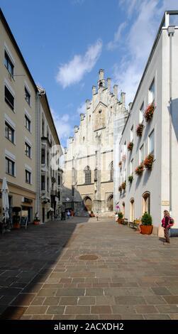 Old Town Schwaz, Tyrol, Austria - Stock Photo