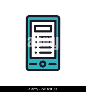 In Compliance Icon w paper, checks and list - Stock Photo