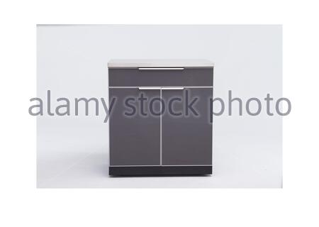The Home Depot Canada 4 Piece Aluminum Outdoor Kitchen In Slate