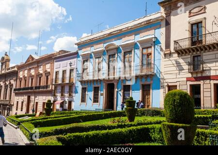 Guanajuato is a city and municipality in central Mexico and the capital of the state of the same name. It is part of the macroregion of Bajío - Stock Photo