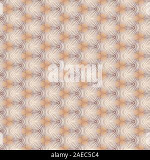 Seamles repeating pattern - Computer Graphic Illustration
