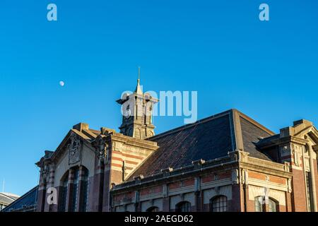 Old Taichung station building, Taichung city, Taiwan - Stock Photo
